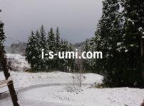 2018初雪