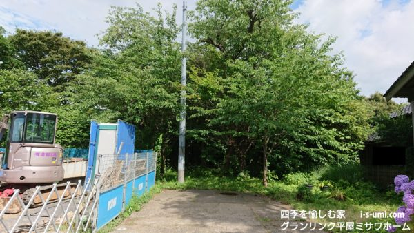 令和元年7月4日 着工から20日目 立ち上がりコンクリート準備