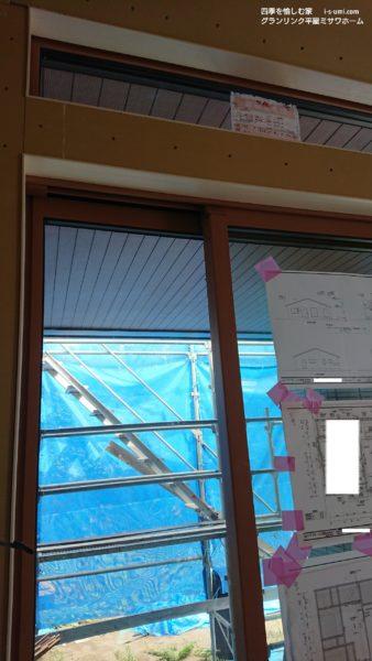 令和元年8月24日 着工から71日目の建築現場