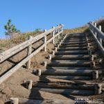 空と海を結ぶ階段