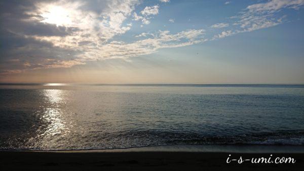 日本海で投げ釣り 2020.6.1