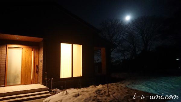 しし座の満月 2021.1.28
