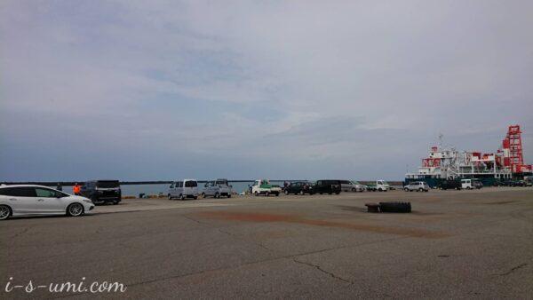 堤防釣り 2021.4.28
