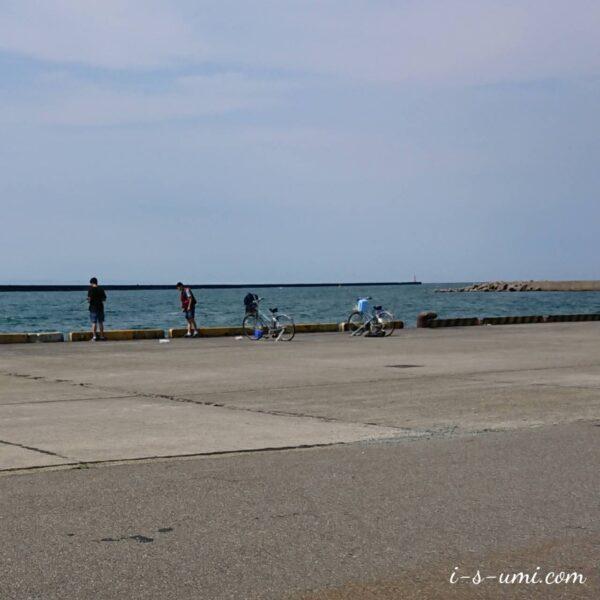 堤防釣り 2021.6.21