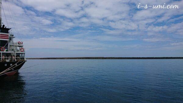 堤防豆アジ釣り 2021.6.29