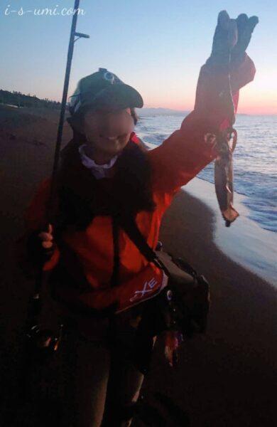 アオリイカ初釣果